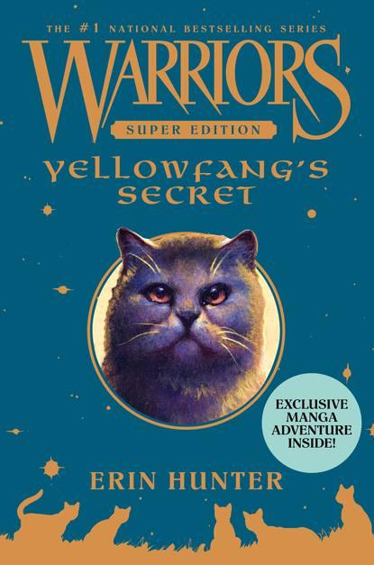 Warriors: Yellowfangs Secret